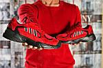Мужские кроссовки Adidas Yung 1 (красные), фото 3