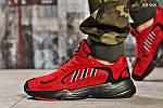 Мужские кроссовки Adidas Yung 1 (красные), фото 5
