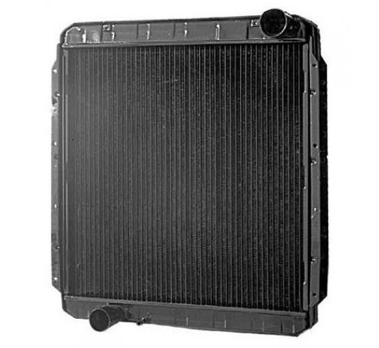 Радіатор вод. охо. КАМАЗ 5320 (технологія Купрій Брейз) (вир-во ШААЗ), 5320-1301010-40