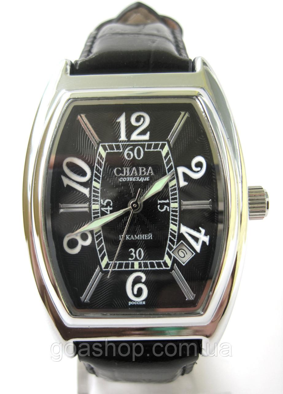 bf14fbc37f28 Часы мужские механические. Часы Слава. Мужские наручные часы ...