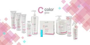 COLOR GLOW Для окрашенных волос с витамином Е