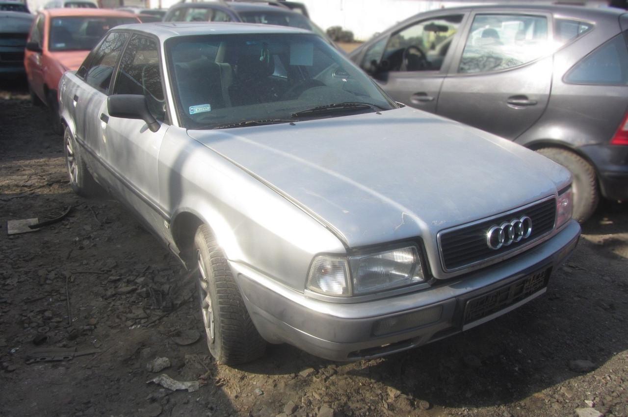 Авто под разборку двигатель Audi 80 B4 2.0