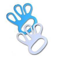 Полиуретановый держатель для кольчужных перчаток