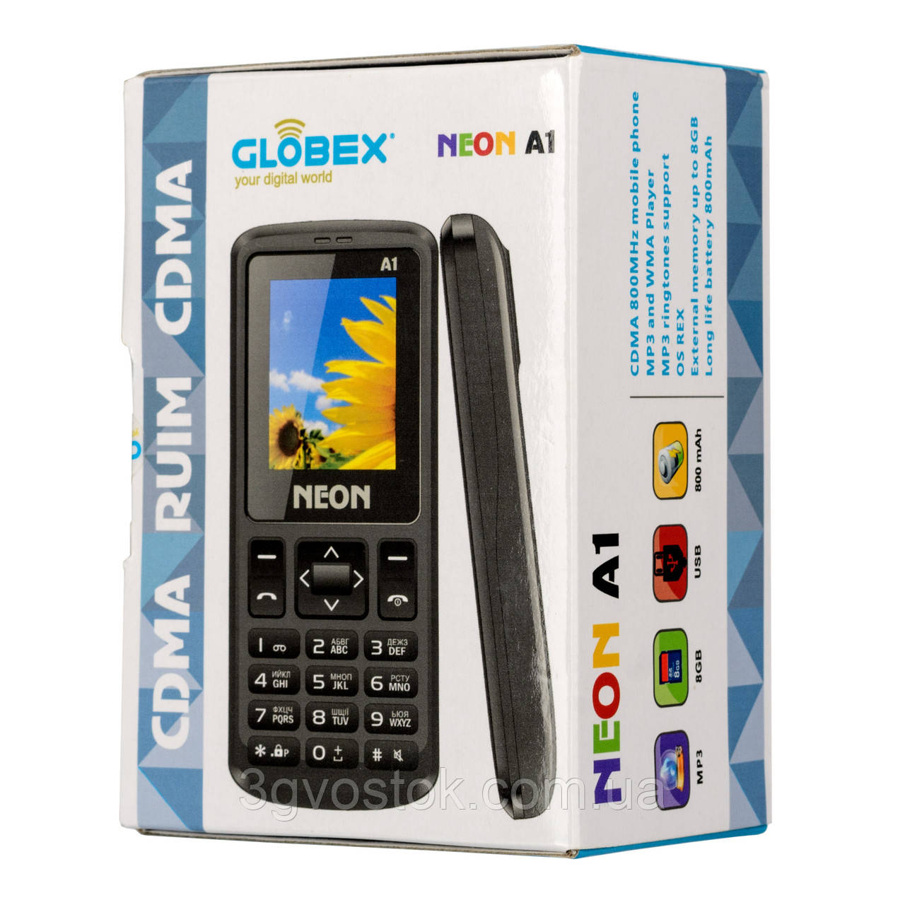 Globex Neon A1