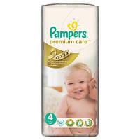 Подгузники Pampers Premium Care Maxi 4 (8-14 кг) 52 шт. (Памперсы)