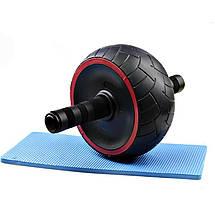 Колесо для мышц пресса (широкое), MS 2210, фото 2