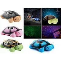 Светильник Звёздное небо Черепаха Turtle Night Sky Constellations Projector Lamp