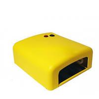 УФ лампа для ногтей 36Вт W-818, фото 1