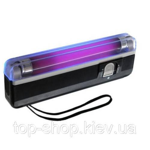 Детектор для проверки денег валют портативный ручной ультрафиолет DL01