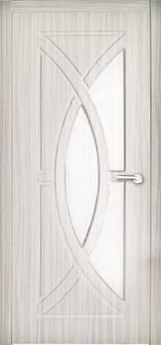 Двери межкомнатные Фантазия со стеклом пленка ПВХ