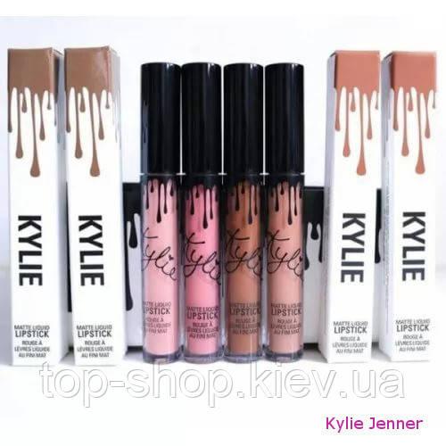 Матовая жидкая помада Кайли Kylie Cosmetics Matte