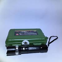 Фонарик ручной светодиодный BL-T8628 99000W