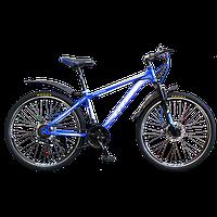 "Велосипед Titan Focus 26"" Blue-Black"