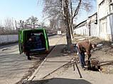 Выкачка ям Киев,Услуги Илососа Киев.Прочистка труб, фото 4