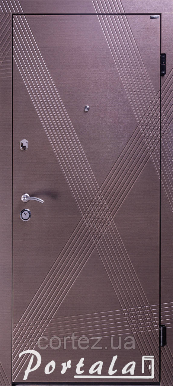 Входные двери стандарт Диагональ