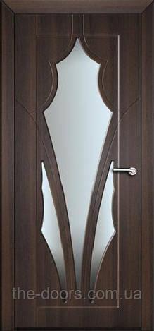 Двери межкомнатные Афина со стеклом пленка ПВХ