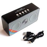 Портативная Bluetooth/MP3/FM/USB колонка SPS WS 768 BT, фото 1