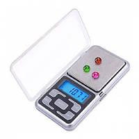 Карманные весы Pocket scale MH-200, ювелирные электронные весы 0,01-200 гр, фото 1