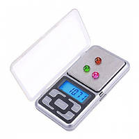Карманные весы Pocket scale MH-200, ювелирные электронные весы 0,01-200 гр
