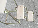 Табурет-лестница 325х325 мм. высота 640 мм., фото 7