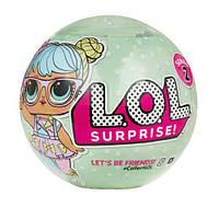 """Игрушка LOL Surprise """"Кукла-сюрприз в шарике"""", 2 серия, фото 1"""