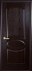 Модель Фортіс De Luxe овал без скла міжкімнатні двері, Миколаїв