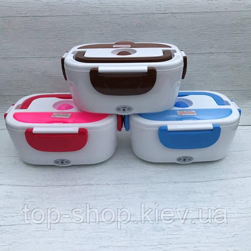 Ланч-бокс с подогревом The Electric Lunch Box