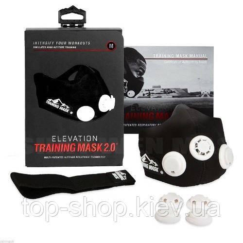 Тренировочная маска Elevation Training Mask, Маска для спорта (M)