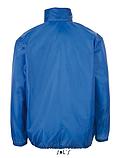 Ветровка SOL'S SHIFT, голубая ветровка унисекс, фото 2