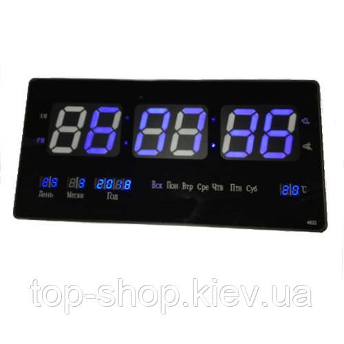 Часы Led Digital Clock 45х22