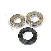 Комплект подшипников и сальник (6207+6206+40.2*72*10/13.5) для стиральной машины Hotpoint-Ariston