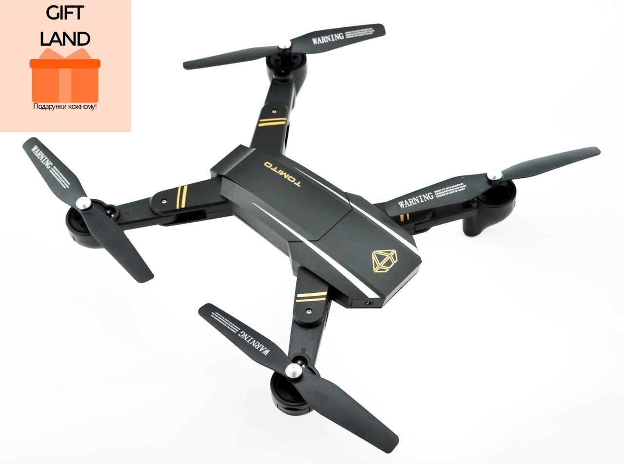 Квадрокоптер Tomito Phantom D5HW c 2MP WiFi камерой