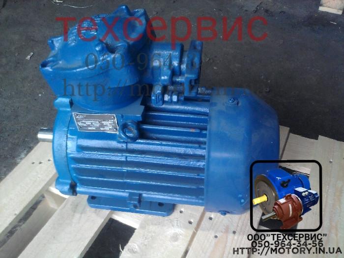 Электродвигатель взрывозащищенный АИММ100S4 3/1500
