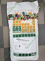 ГроГрин фрукт NPK 8-17-41 25 кг.