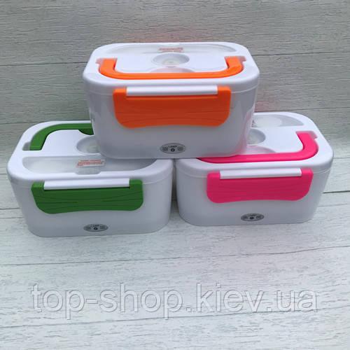 Автомобільний ланч бокс з підігрівом, термоконтейнер для їжі, харчової контейнер, ланчбокс