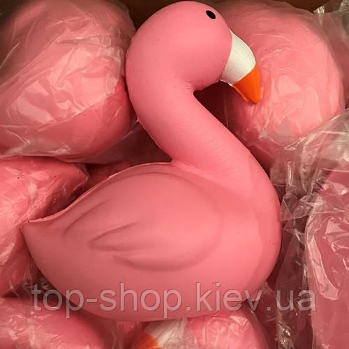 Squishy Сквиш фламинго с запахом Антистресс
