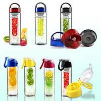 Бутылка для напитков MY BOTTLE Fruit Juice со съемным отделом для фруктов, фото 1