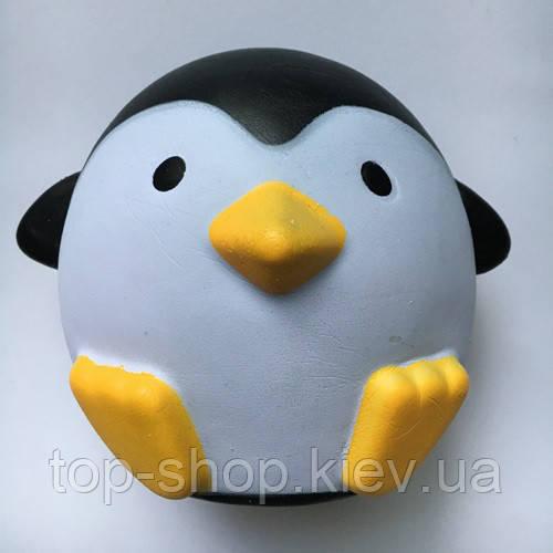 Сквиши Пингвин Squishy сквиш большой