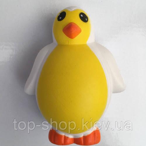 Сквиш Пингвин 13 см Squishy