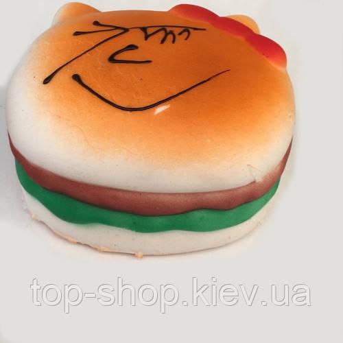 Сквиш Бургер11 см Squishy