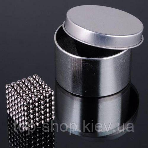 Конструктор головоломка Неокуб Neocube 216 магнитных шариков 5 мм