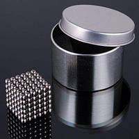 Конструктор головоломка Неокуб Neocube 216 магнитных шариков 5 мм, фото 1