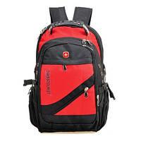 Городской рюкзак Swissgear Men Bag 8810 Свисгир красный, фото 1