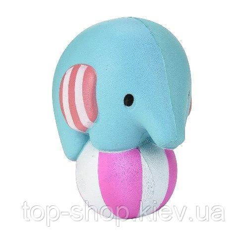 Игрушка антистресс Сквиши слон