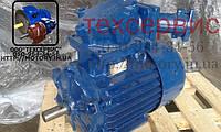 Электродвигатель взрывозащищенный 3 кВт 1000 об/мин АИММ112МА6, фото 1