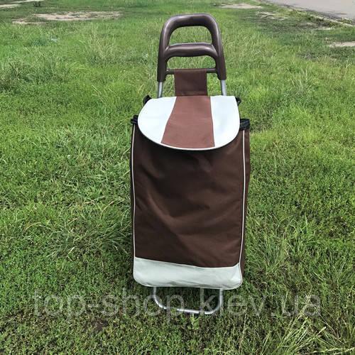 Тачка сумка с колесиками кравчучка