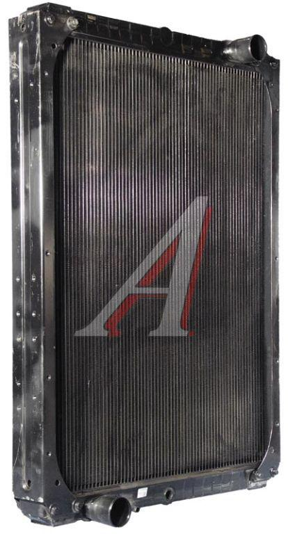 Радіатор вод. охо. КАМАЗ 6520, 6540 (технологія Купрій Брейз) (3-х рядн.) (пр-во ШААЗ), 6520Ш-1301010