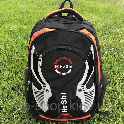 Городской и школьный рюкзак для мальчиков