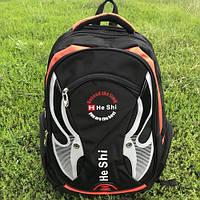 Городской и школьный рюкзак для мальчиков , фото 1