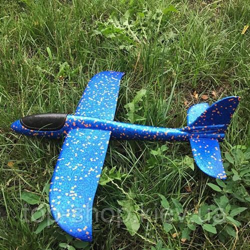 Детский метательный самолет планер Fly plane